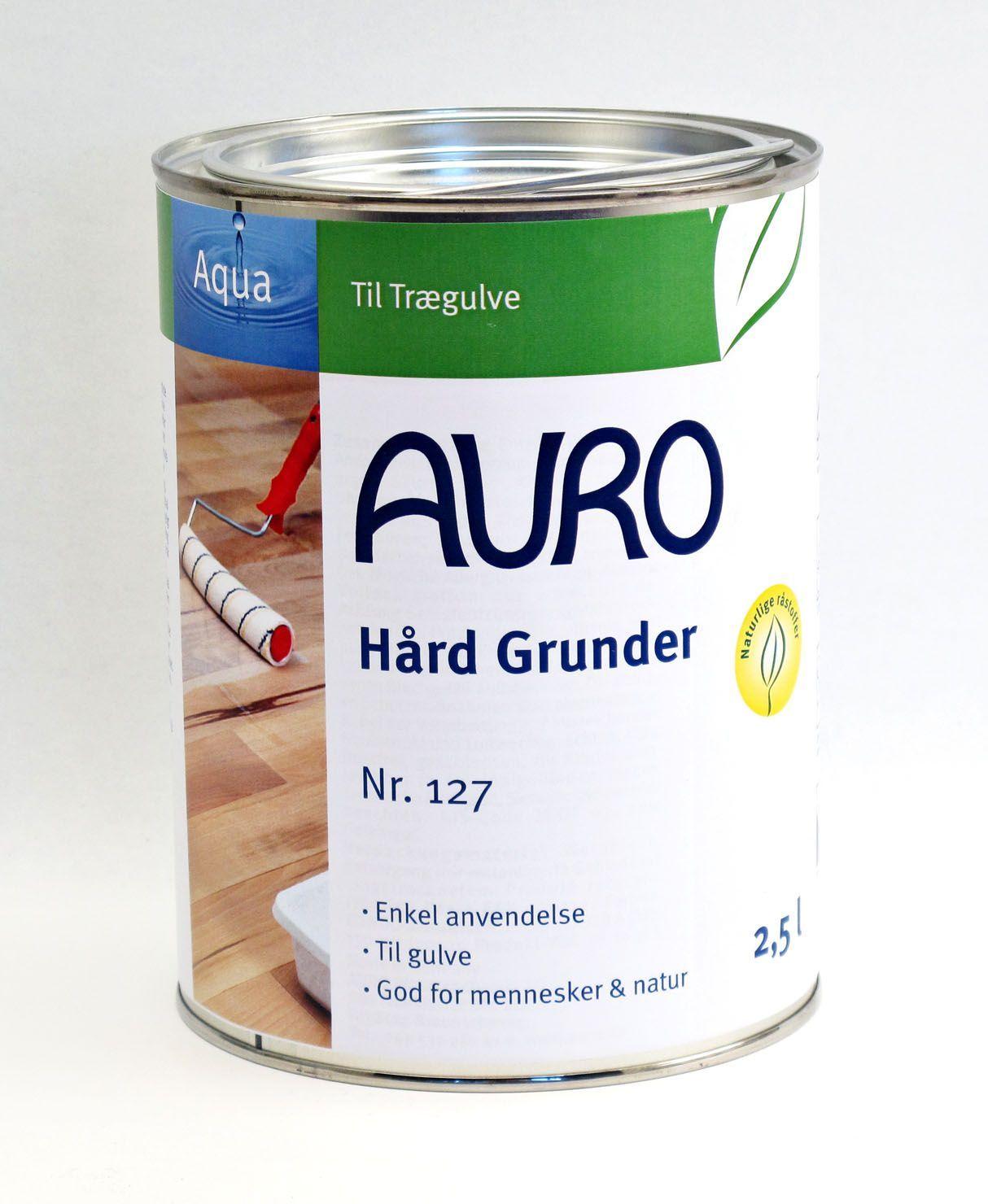 AURO Hård Grunder nr. 127