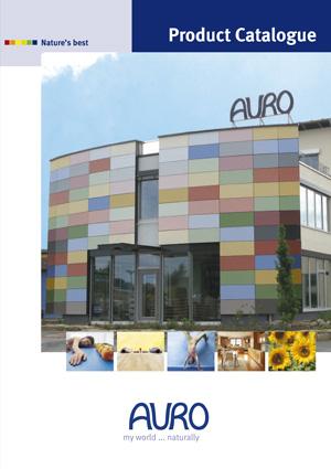 Groovy Økologisk maling Produktkatalog (engelsk) fra AURO & Økomaling.dk XL-17
