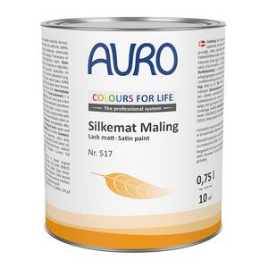 COLOURS FOR LIFE Silkemat Maling nr. 517