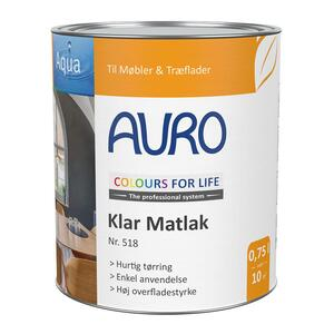 COLOURS FOR LIFE Klar Matlak nr. 518